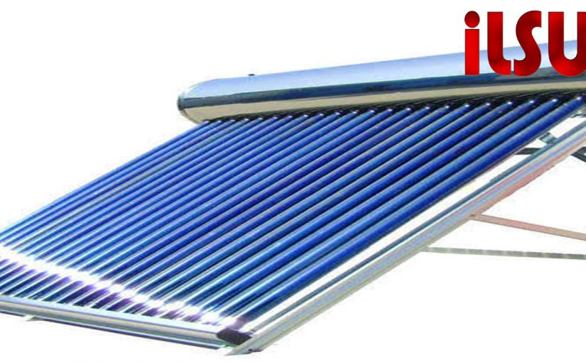 آبگرمکن خورشیدی خانگی چگونه کار می کند؟